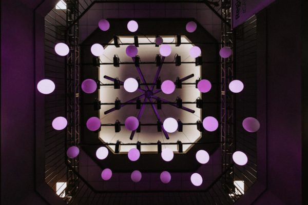 DMX Ball Kinetic Lighting