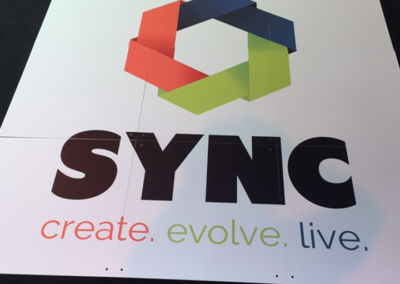 Synch Conference - Custom Printing