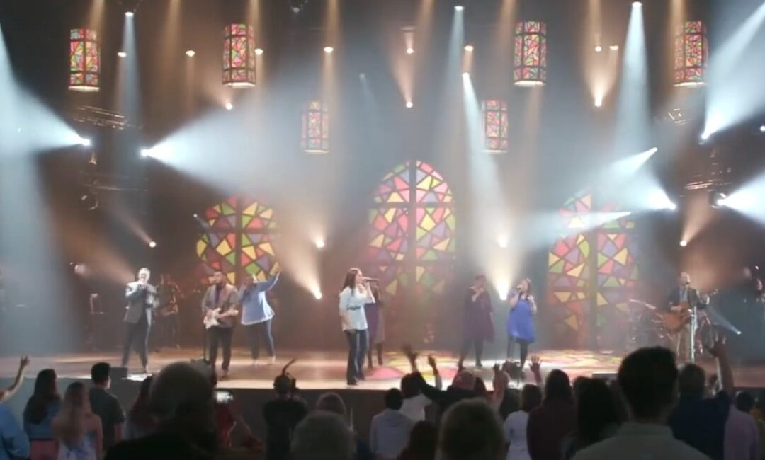 Stage Backdrops For Churches | A Well Thought Out Background