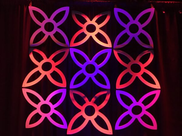 Church Stage Backdrops Pinwheel 111