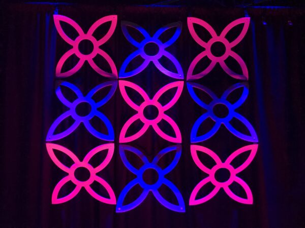 Church Stage Backdrops Pinwheel 140