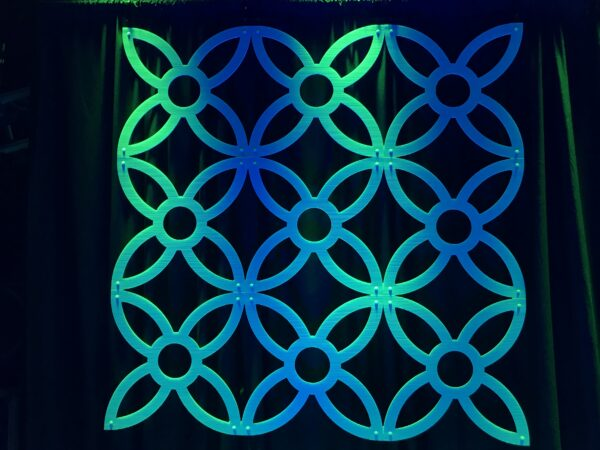 Church Stage Backdrops Pinwheel 171