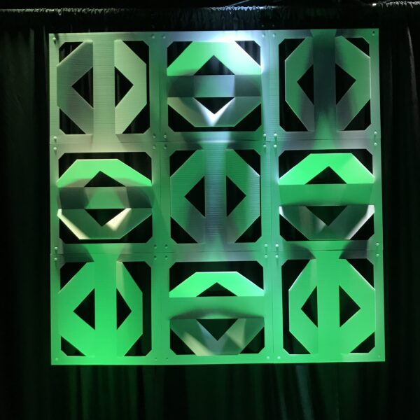 Stage Backdrop - Rive