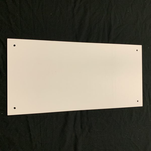 Half Panel PVC