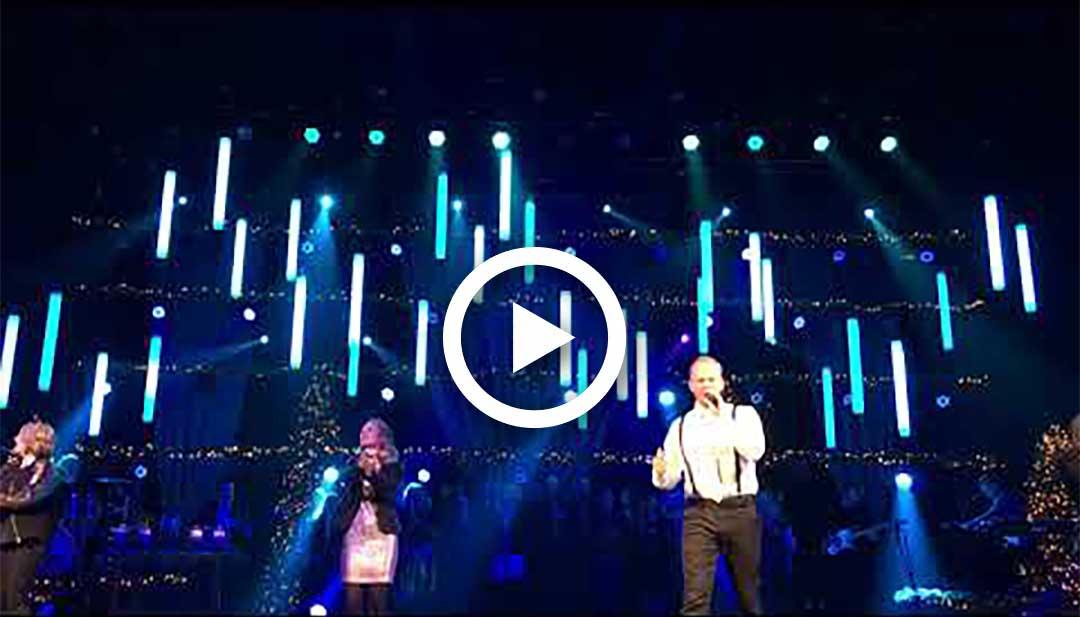 Kinetic Lighting | DMX Hoist Video