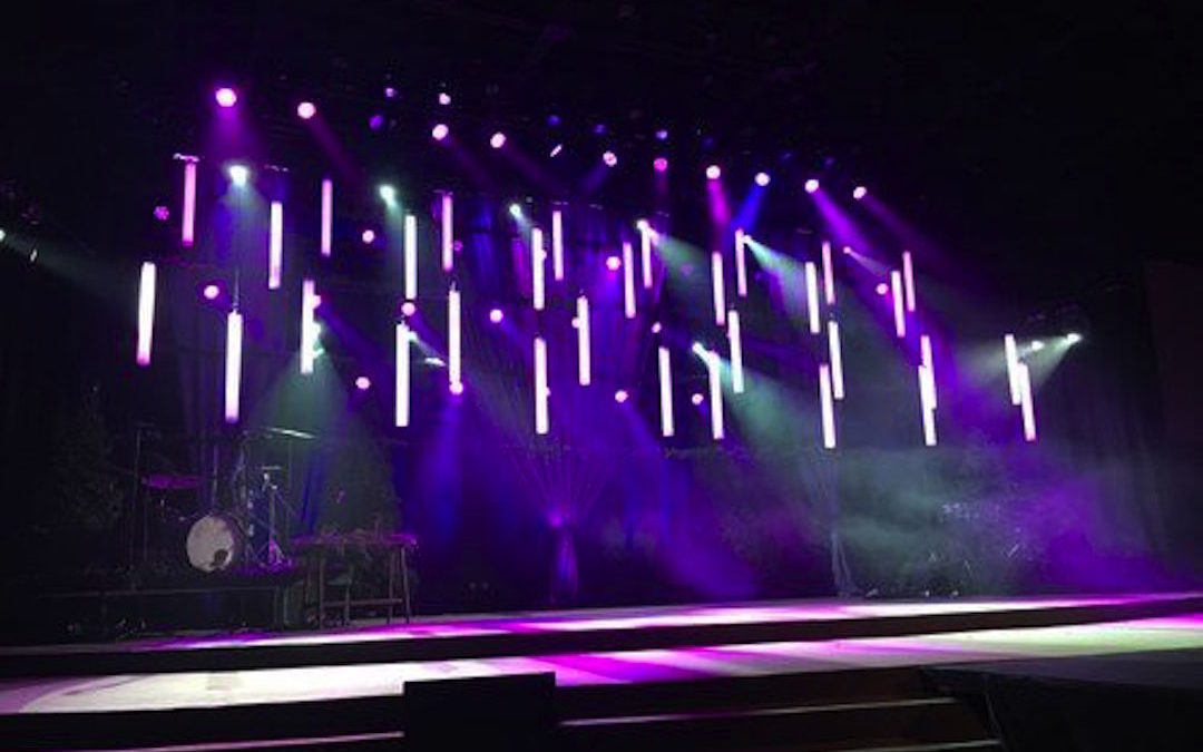 Stage Backdrops | Do I Use A Local Or National Company?