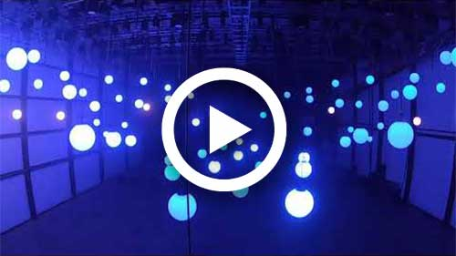 Kinetic Lighting | DMX Hoist Video